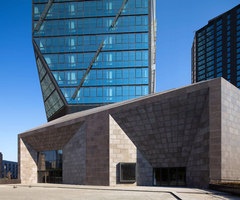 The Agora | Edificio de Oficinas | Tsao & McKown Architects