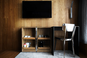Tuve | Hotel interiors | Design Systems