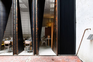 SILVER ROOM | Restaurant interiors | Design Systems