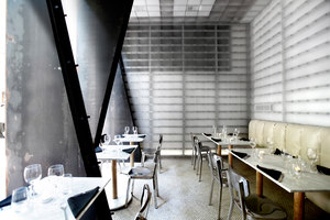 SILVER ROOM | Restaurant-Interieurs | Design Systems