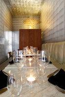 SILVER ROOM | Diseño de restaurantes | Design Systems