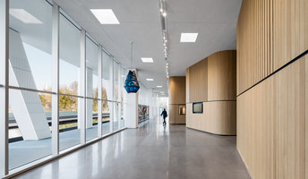Centre d'art Diane Dufresne de Repentigny | Church architecture / community centres | ACDF Architecture