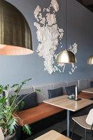 Palæo | Restaurant interiors | Johannes Torpe Studios