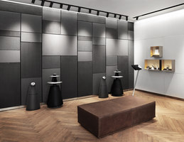 Bang & Olufsen Global Retail Design Concept | Negozi - Interni | Johannes Torpe Studios