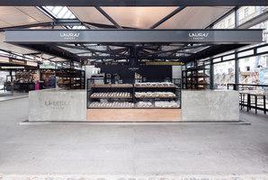 Lauras Bakery | Café interiors | Johannes Torpe Studios