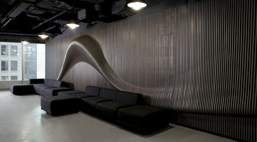 Brand installations for Nike office in Beijing | Büroräume | Johannes Torpe Studios