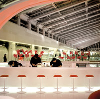 Subu Restaurant | Diseño de restaurantes | Johannes Torpe Studios
