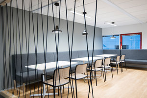 Suunto | Office facilities | Rune & Berg Design