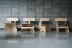 Four Brothers chair | Prototypes | MUN Design Studio
