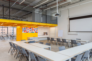 Escola Britanica de Artes Criativas | Office facilities | Architectural bureau FORM