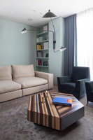 Apartment in Moscow | Living space | Architectural bureau FORM