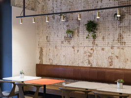 Nude. Coffee & Wine Bar | Restaurant interiors | Architectural bureau FORM
