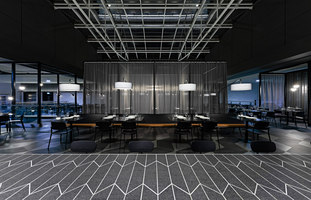 The Bridge | Restaurant-Interieurs | SHH