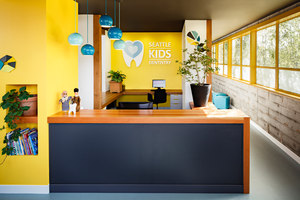Seattle Kid's Dentistry | Ambulatori | Jessica Helgerson Interior design