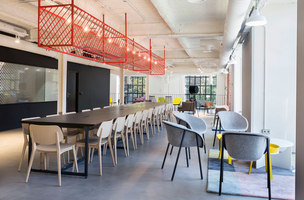 Google Campus Madrid | Office facilities | Jump Studios