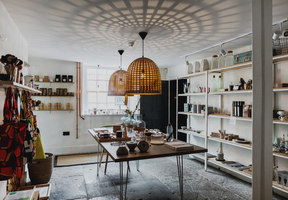Caro Somerset | Café interiors | Emil Eve Architects