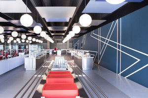 Fantoni's cafeteria | Herstellerreferenzen | Fantoni reference projects