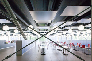 Fantoni's cafeteria | Manufacturer references | Fantoni reference projects