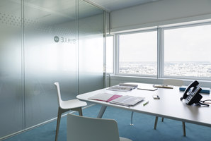 KPMG headquarters a Parigi | Manufacturer references | Fantoni reference projects