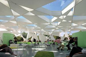 Serpentine Pavilion | Installations | Balmond Studio