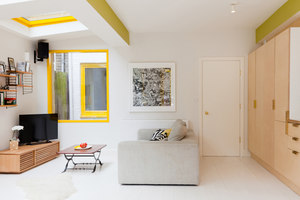 Yellow House | Living space | nimtim architects