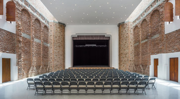 Cultural Palace of Blaj Refurbishment | Auditorium | Vlad Sebastian Rusu