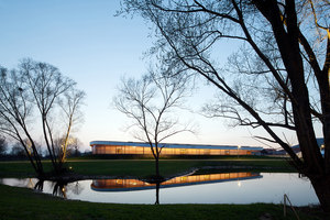 Arena Geisingen | Sportarenen | SYRA_Schoyerer Architekten