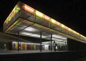 U-BAHN STATION HEDDERNHEIM | Stazioni ferroviarie | SYRA_Schoyerer Architekten