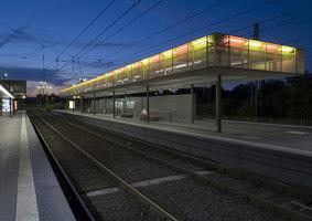 U-BAHN STATION HEDDERNHEIM | Railway stations | SYRA_Schoyerer Architekten