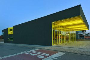Fire Station Feuerwehr Bauschheim | Infrastrukturbauten | SYRA_Schoyerer Architekten