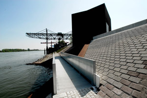 Pumping Station Mainz | Constructions industrielles | SYRA_Schoyerer Architekten