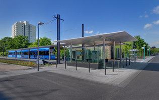 Terminus stop Gravensteiner Platz | Stazioni ferroviarie | SYRA_Schoyerer Architekten