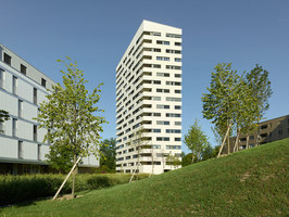 Balcons du Mont | Apartment blocks | CCHE Lausanne SA