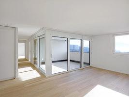 Balcons du Mont | Mehrfamilienhäuser | CCHE Lausanne SA