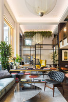 The Athenaeum Hotel & Residences | Hotel interiors | Kinnersley Kent Design