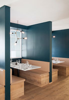 italy | Restaurant interiors | Norm Architects