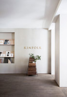 Kinfolk Gallery | Büroräume | Norm Architects