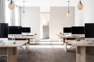 Kinfolk Gallery | Office facilities | Norm Architects