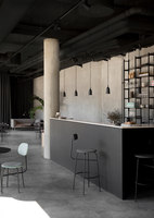 Menu Space | Café interiors | Norm Architects