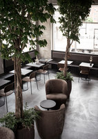 Nærvær | Restaurant-Interieurs | Norm Architects