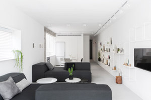 Apartment in TLV | Living space | Yael Perry, Amir Navon & Dafna Gravinsky