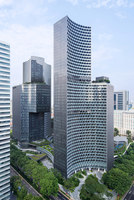 DUO Twin Towers | Office buildings | Buro Ole Scheeren