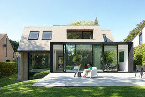 Renovation and Extension of A Flemish Villa | Case unifamiliari | Martens-Brunet Architects