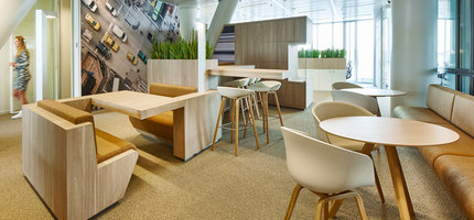 HERE Global HQ Office | Spazi ufficio | M+R interior architecture