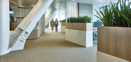 HERE Global HQ Office | Office facilities | M+R interior architecture