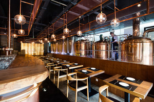 Dongli Brewery | Ristoranti - Interni | Latitude