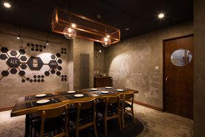 Dongli Brewery | Restaurant interiors | Latitude