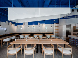 Paras Cafe | Restaurant-Interieurs | The Swimming Pool Studio