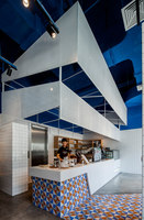 Paras Cafe | Restaurant interiors | The Swimming Pool Studio