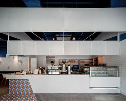 Paras Cafe | Diseño de restaurantes | The Swimming Pool Studio